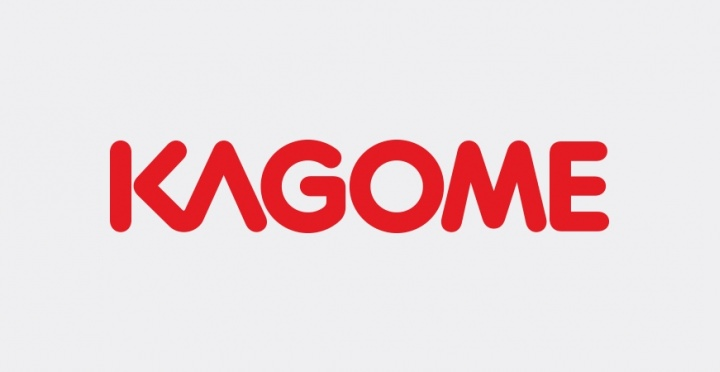 Changed the brand mark to KAGOME