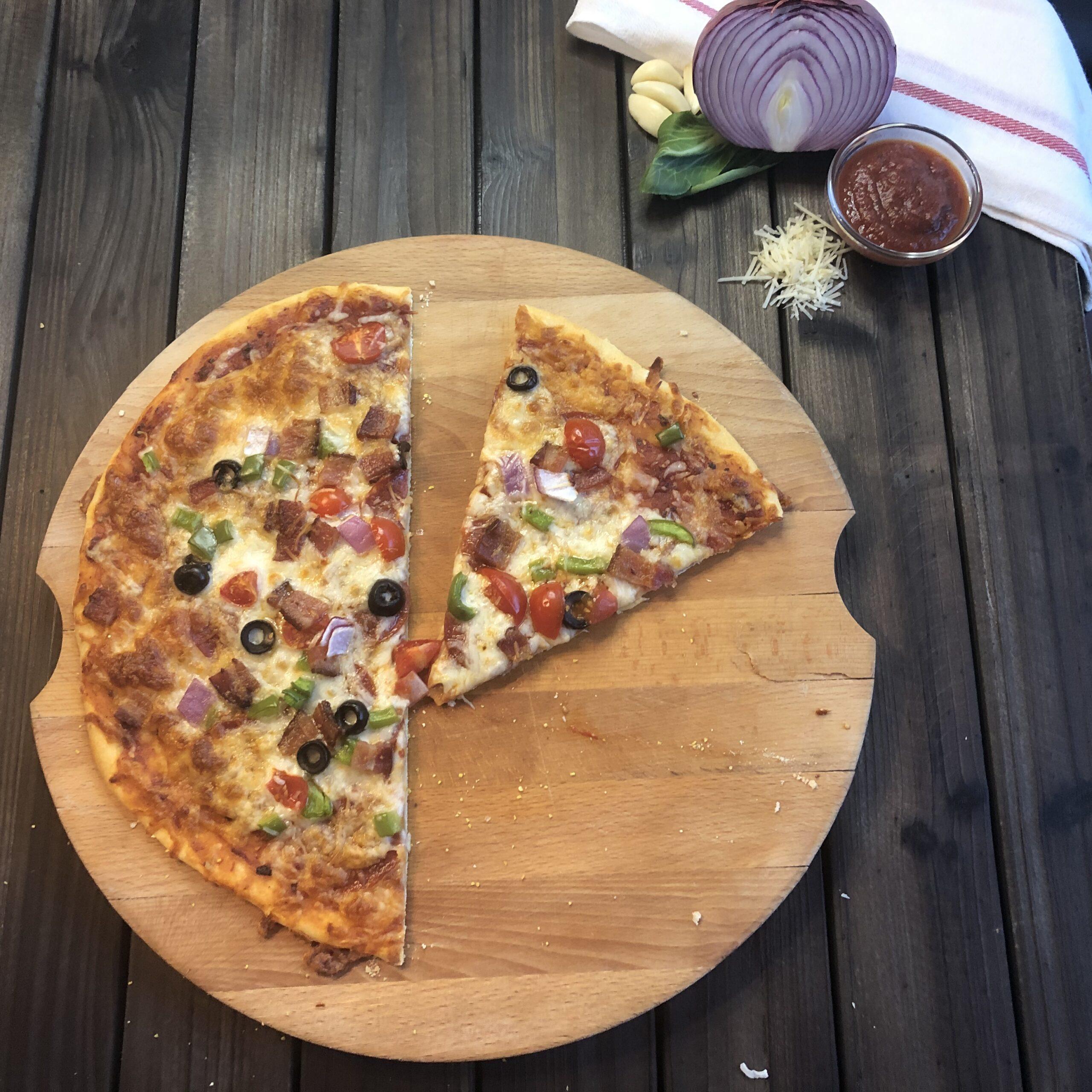 Pizza Supreme – Happy National Pizza Day!