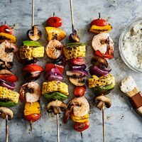 Buttery Spread Delicious Use_Background Photo (Lemon Pepper - Vegetable Kabobs2502 1