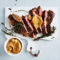 Herbed Steak - Steak w Butter Topper2537