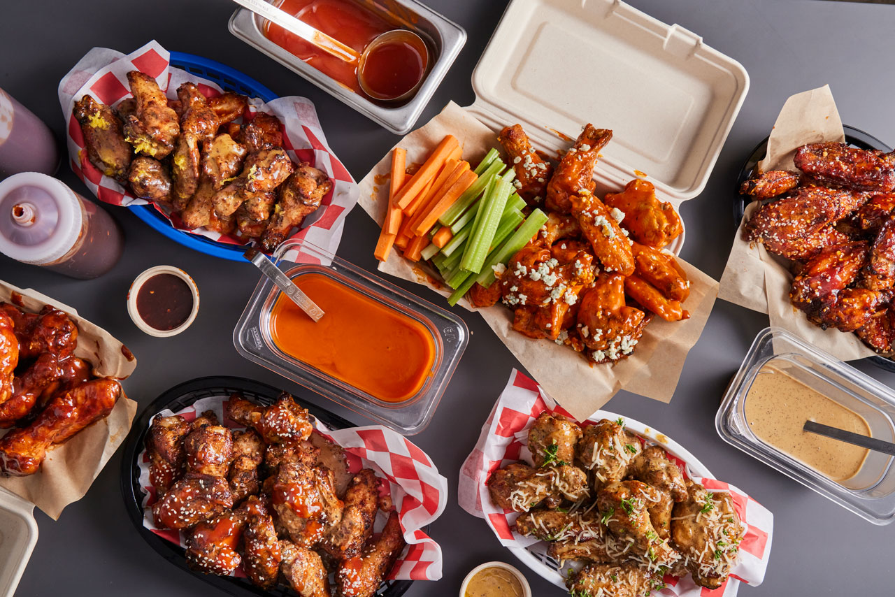 Happy National Chicken Wing Day!