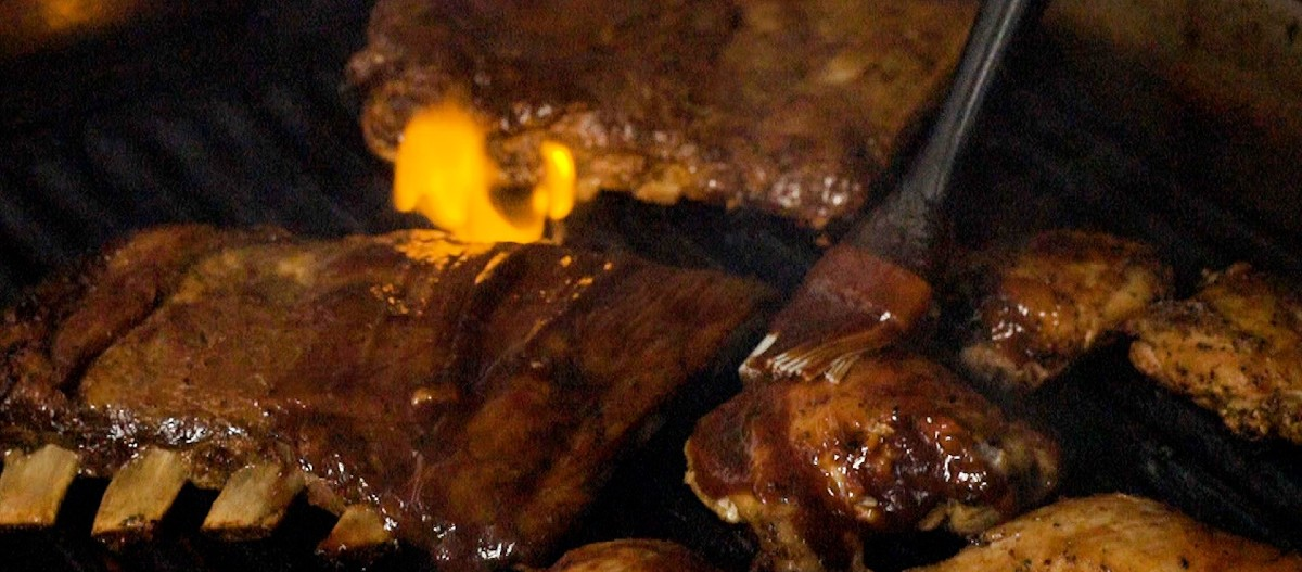 Get fired up for Kagome BBQ Sauces!
